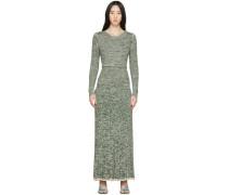 Deconstruct Longsleeve Kleid
