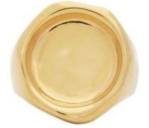 Polished Sigil Ring