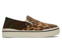 Cheetah Camo Sneaker