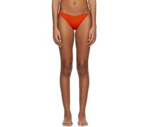 Orangle Buckle Bikini Bottom