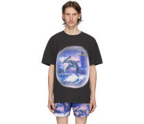Swim With Dolphins Tshirt