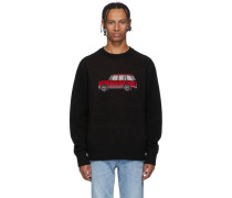 Knit Car Pullover