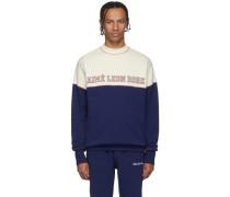 Terry Cross Stitch Sweatshirt