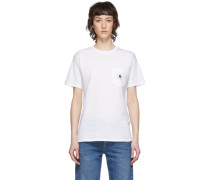 White Carrie Tshirt