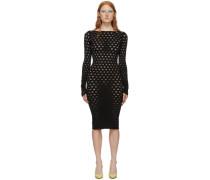 Perforated Kleid