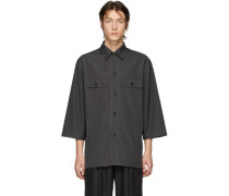 Three-Quarter Sleeve Tropical Shirt