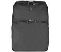 Shyrt-Nylon BackPack M Rucksack Laptopfach black