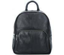 Backpack Estell Rucksack Leder black