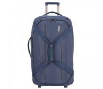Crossover 2 2-Rollen Reisetasche dress blue