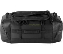 Cargo Hauler Faltbare Reisetasche black