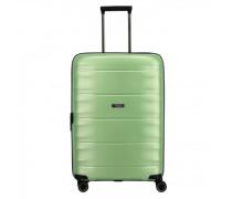 Highlight 4-Rollen Trolley green metallic