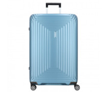 Neopulse Spinner 4-Rollen Trolley matte ice blue