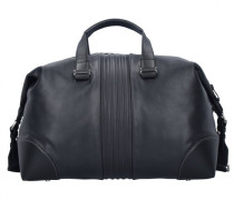 Pembroke S Weekender Reisetasche Leder black