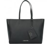 Must Shopper Tasche Laptopfach black