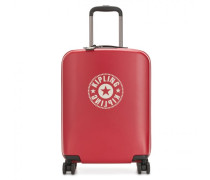 New Classics Curiosity S 4-Rollen Kabinentrolley lively red