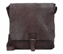 Submarine Collection Messenger Leder braun