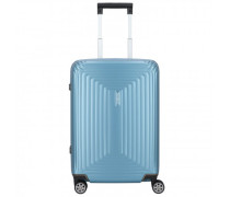 Neopulse Slim Spinner 4-Rollen Kabinentrolley matte ice blue