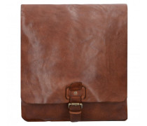Submarine Collection Messenger Leder cognac