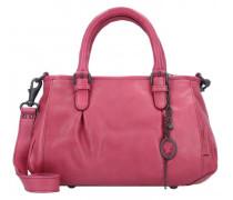 Mrs.Choco Sprinkle Handtasche Leder purple blush