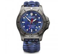 I.N.O.X. Professional Diver Taucheruhr Titan blue blue camo