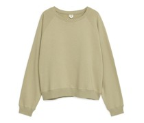 Weiches French-Terry-Sweatshirt