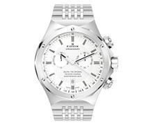 DELFIN THE ORIGINAL Armbanduhr Analog Quarz Edelstahl 10106 3 AIN