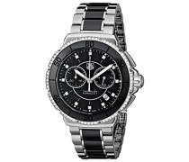 Armbanduhr Chronograph Quarz Edelstahl CAH1212.BA0862
