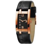 Armbanduhr Skyline Rose Houston Analog Leder 4431014