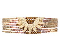 Damen-Manschetten Armbänder Edelstahl E18SMARLGO