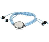 Damen-Armband Zirkonia Transparent Rundschliff