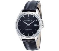 Analog Quarz Uhr mit Leder Armband H32451731