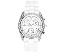 Armbanduhr Analog Quarz Premium Keramik Diamanten - STM15F1