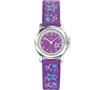 Armbanduhr 647568 Analog Quarz Violett 647568