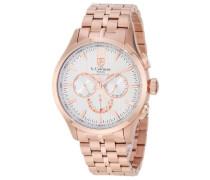 Herren- Armbanduhr Chronograph Quarz SC0129