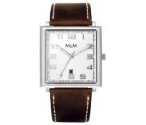 Armbanduhr Analog Quarz Kunstleder M11701-523