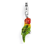 Damen- Charm Papagei 925 Silber HB 435