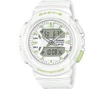 Baby-G Damen-Armbanduhr BGA-240-7A2ER