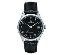 unisex-Armbanduhr Analog Automatik Leder 3190.2537