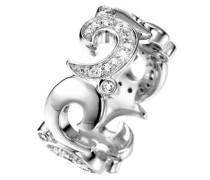 Damen-Ring La Boucle Sterling-Silber 925