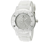 Armbanduhr XL Analog Quarz Silikon BM165-516