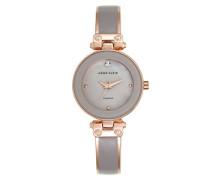 Analog Quarz Uhr mit Metall Armband AK/N1980TPRG