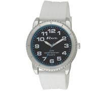 Herren-Armbanduhr Analog Quarz Weiß R5-20.4G