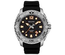 Armbanduhr Sea King Analog Quarz Silikon 96B228