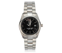 US Polo Association -Armbanduhr Analog Edelstahl USP4187BK_BK