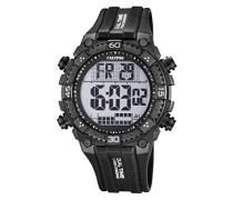 -Armbanduhr Digital Digital Plastik K5701/8