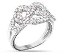 Ringe 925_Sterling_Silber mit '- Ringgröße 54 (17.2) SAHN05014