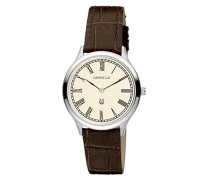 Armbanduhr Lavardin Analog Quarz Leder 11601