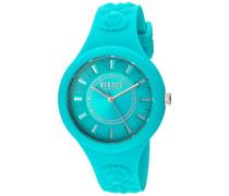 Versus -Armbanduhr Analog Quarz Silikon SOQ070016