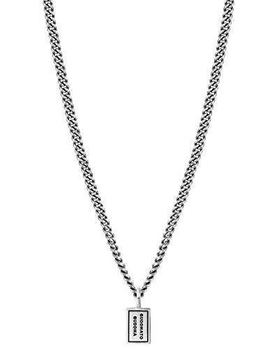 , XS Silber-Halskette mit einer Länge von 45 cm