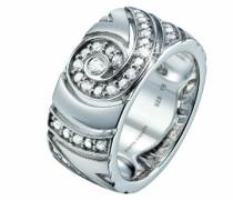 Damen-Ring Tresse Passion Sterling-Silber 925